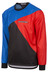 Bikester Pro - Maillot Downhill homme - bleu/rouge/noir